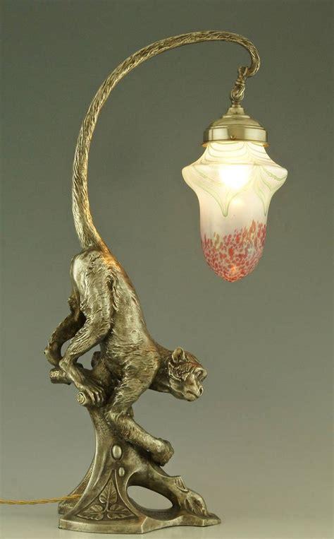 art nouveau table lamps lighting  ceiling fans