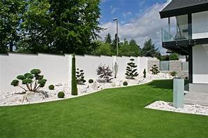 Moderne Gartengestaltung Mit Holz : moderner garten sichtschutz faszinierende on moderne deko idee plus zulliancom 4 ideen rund ~ Eleganceandgraceweddings.com Haus und Dekorationen