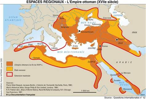 La Carte De L Empire Ottoman by La Carte De L Empire Ottoman Tonaartsenfotografie