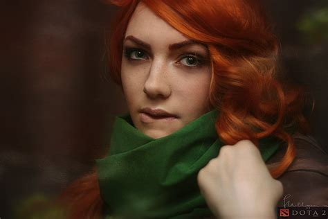 Dota Windrunner By Milliganvick On Deviantart