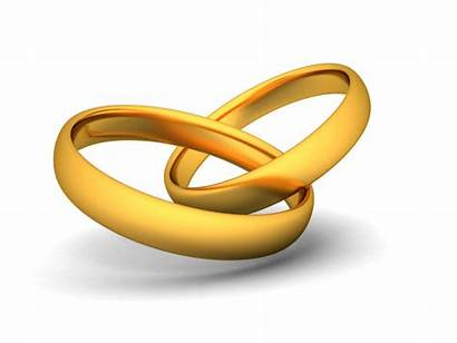 Ring Marriage Rings Clipart Vector Happy Gold