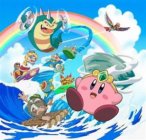 157 best images about Kirby on Pinterest | Videogames ...