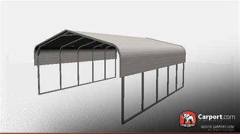 durable  car double carport shop metal