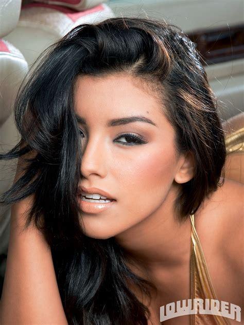zuleyka lowrider girls model lowrider girls magazine