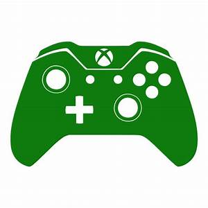 Xbox One Controller Clipart | Party: video game theme ...