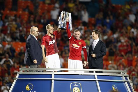International Champions Cup Final Results: Red Devils Beat ...
