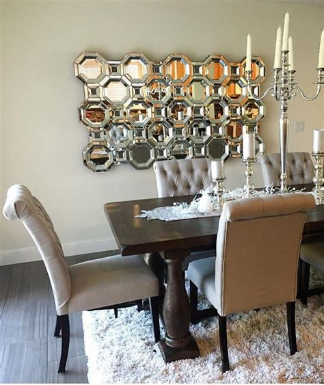 axis floor mirror z gallerie insta fan stephthemua styled her stunning dining room with our axis mirror livingston