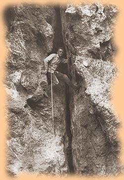 Rock Climbing Ancient Modern Sport Conquest