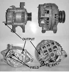 Mopar Alternator Questions People With Electrical