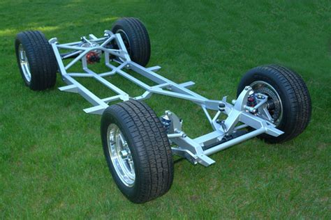 Fast Cars Inc. Offers An Entirely New And Improved Chassis