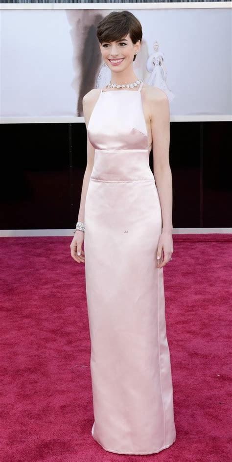 Best Oscar 2013 by Oscars 2013 Hathaway Wins Best Supporting