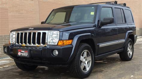 remove    jeep commander jeep commander