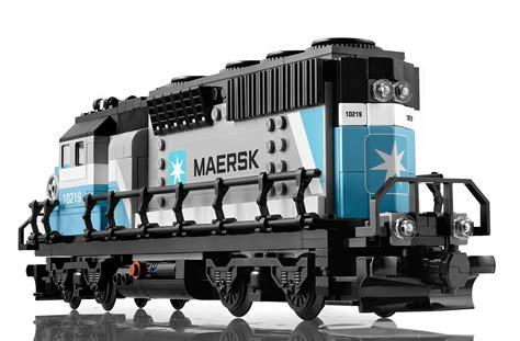 Brickshelf Gallery Maerskcontainertrain102194jpg