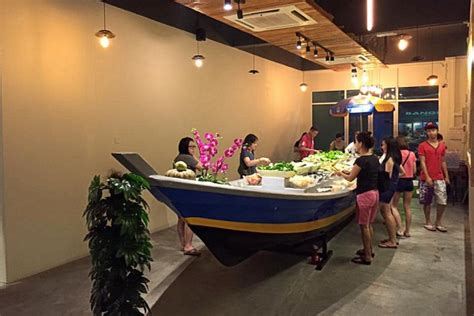 steamboat buffet restaurants  kl klang