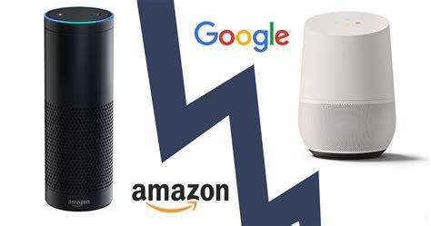 Google Home Vs Echo Echo Vs Google Home Gadget Cover News