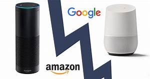 Google Home Oder Amazon Echo : amazon echo vs google home gadget cover news ~ Frokenaadalensverden.com Haus und Dekorationen