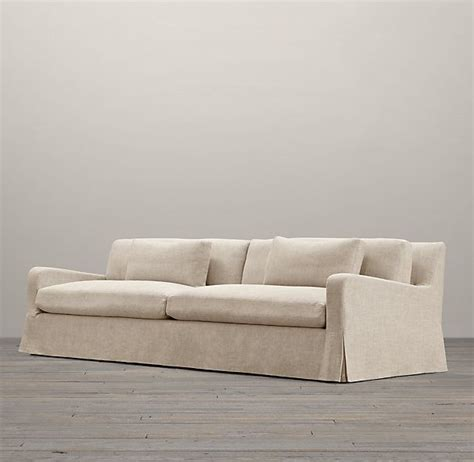 belgian slope arm sofa 17 best images about slipcover sofas on pinterest