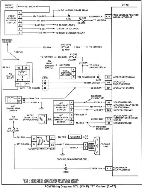94 Lt1 Pcm Wiring Diagram by 94 Z28 Need A Neutral Safety And Backup Lights Wiring