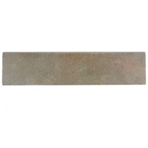 Bullnose Tile Trim Home Depot by Merola Tile Hexatile Matte Musgo 3 In X 12 In Porcelain