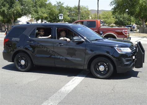 arizona state trooper  ford explorer interceptor