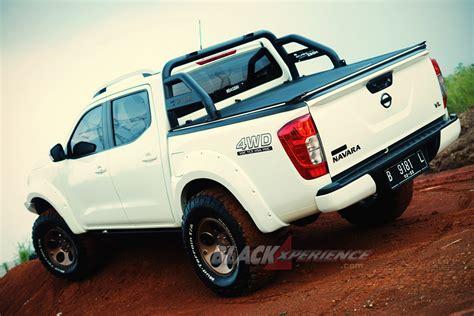 Modifikasi Nissan Navara by Modifikasi Nissan Navara Mobil Tempur Harian