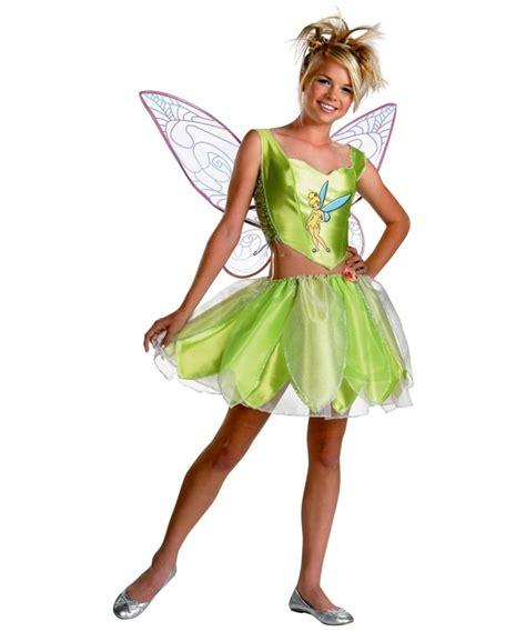 tinkerbell disney costume kids girls disney tinker bell