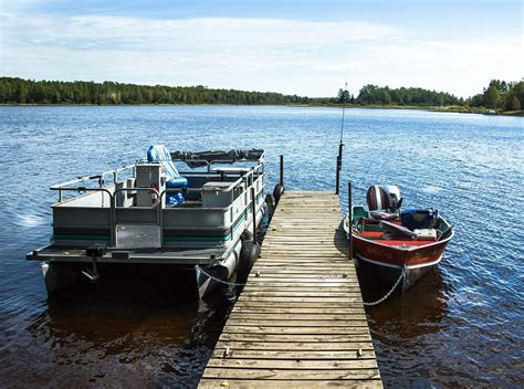 Small Lake Pontoon Boats by Free Photo Pontoon Boat Fishing Boat Free Image On