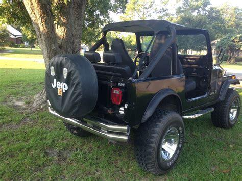 cj jeep  custom built  motor  sale