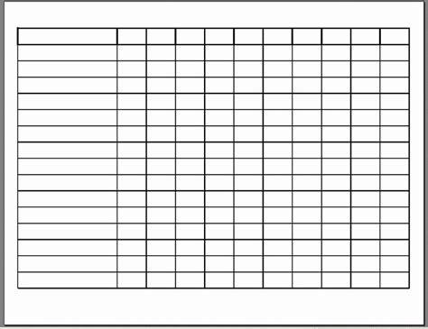 employee weekly schedule template