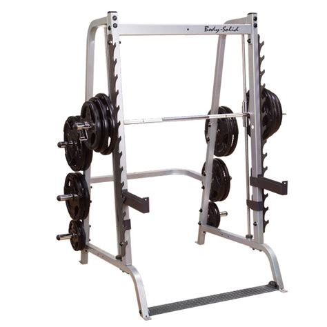 body solid series  smith machine package system gsqp fitnesszone