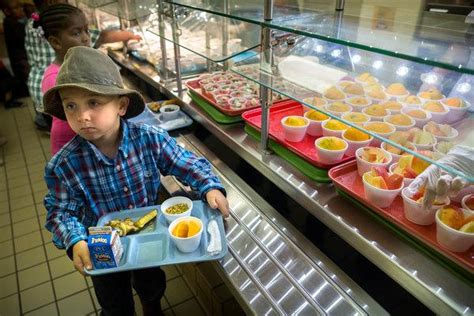 Will The Trump Era Transform The School Lunch?  The New York Times
