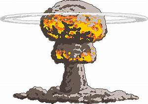 Royalty Free Mushroom Cloud Clip Art, Vector Images ...
