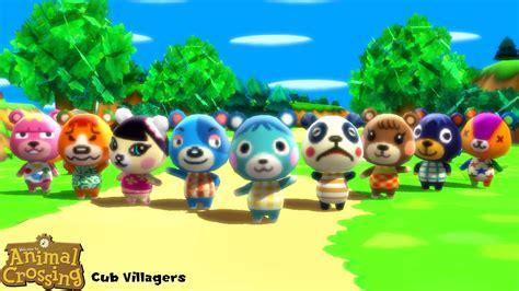 Mmd Model Cub Villagers Download By Sab64 On Deviantart