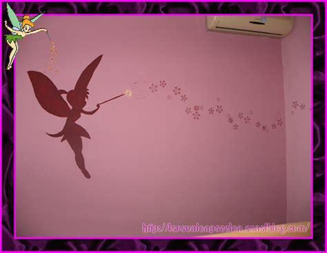 d馗oration chambre fillette decoration chambre fille fee clochette