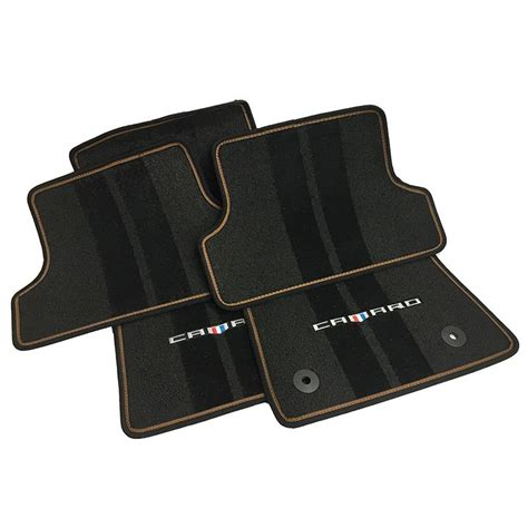 camaro floor mats camaro premium interior floor mats front and rear