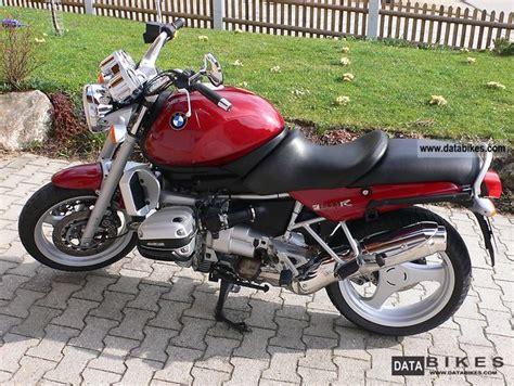 1999 Bmw R 1100 R (type 259