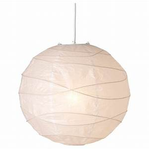 IKEA REGOLIT Papierlampe Hngeleuchtenschirm Japankugel