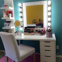 makeup vanity ideas 19 Best Makeup Vanity Ideas and Designs for 2019