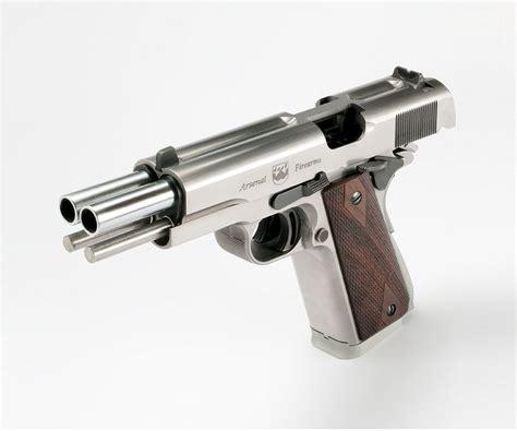 Пистолет Arsenal Firearms AF2001-A1 Second Century (Россия) » Военные материалы