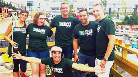 major league bocce comes to the delaware waterfront for