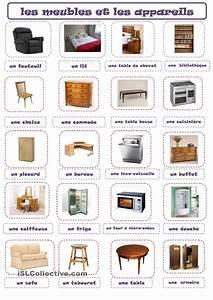Les Meubles De Maison : meubles ducation pinterest meubles vocabulaire et banque ~ Teatrodelosmanantiales.com Idées de Décoration