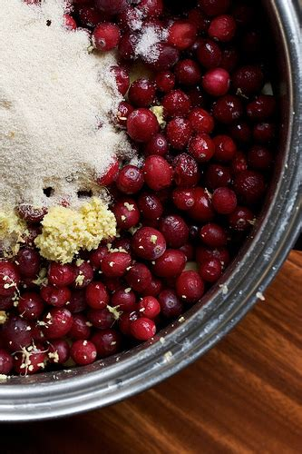 Cranberry Apple Relish Recipe