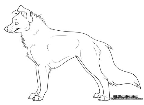 Pin Collie Line Drawing On Pinterest