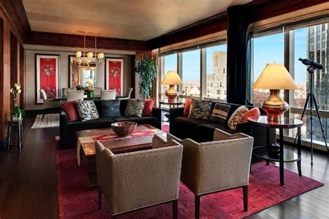 expensive hotel suites   united states