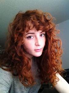 Tips on cutting these curly bangs into my side part ...