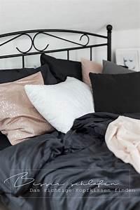 Besser Schlafen Tipps : das richtige kopfkissen finden besser schlafen tipps ratgeber bezauberndenana 2 bezaubernde nana ~ Eleganceandgraceweddings.com Haus und Dekorationen