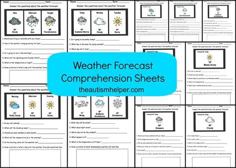 Weather Mega Pack  The Autism Helper