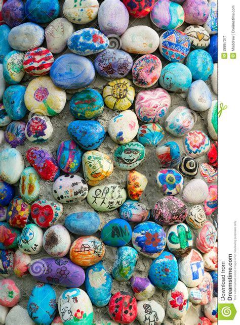 colorful rocks colorful rocks stock image image 28867371