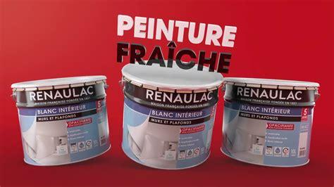Brico Dépôt  Peinture acrylique RENAULAC murs et plafonds
