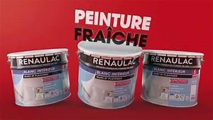 Peinture Resine Brico Depot : brico d p t peinture acrylique renaulac murs et plafonds blanc mat youtube ~ Medecine-chirurgie-esthetiques.com Avis de Voitures